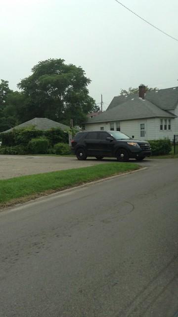 McCordsville Unmarked Ford Police Interceptor Utility
