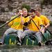 Wells Moat Boat Race 2015