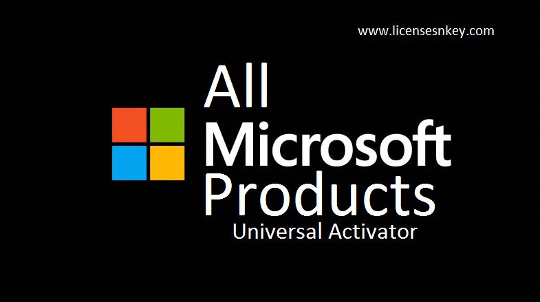 All Microsoft Products