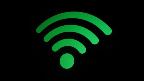 WiFi symbol | by Christiaan Colen
