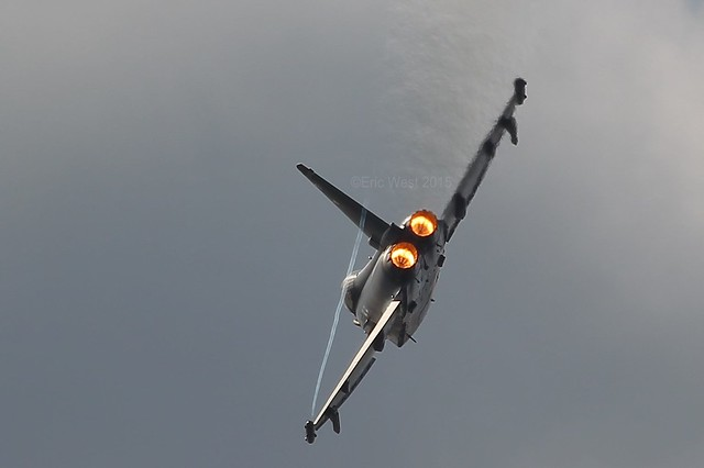 TYPHOON DISPLAY  RAF