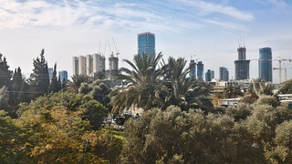 Tel Aviv. View from Gyvatayim. | by m-p-m