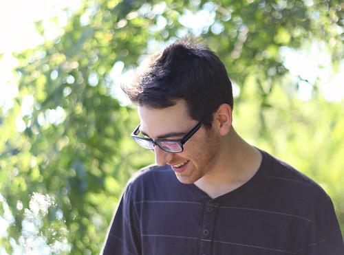 Smiling Jesse