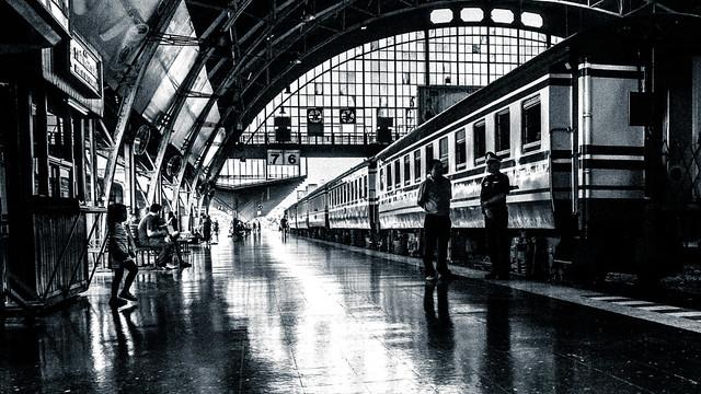 2015-10-03 Thailand Day 11, Hua Lamphong Railway Station, Bangkok