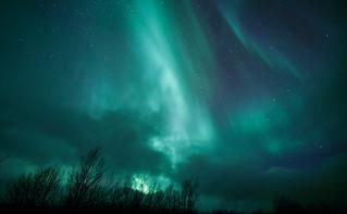 Aurora Borealis   by designcode87