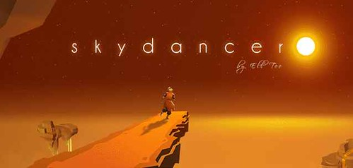 SKY DANCER - un runner game incredibilmente affascinante per Android e iPhone!