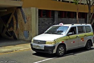 Toyota Probox Taxi - Lima, Perú   by RiveraNotario