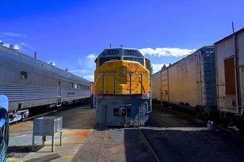 Western Pacific Rail Road Museum, Portola California | by <<Purple Bullet>>