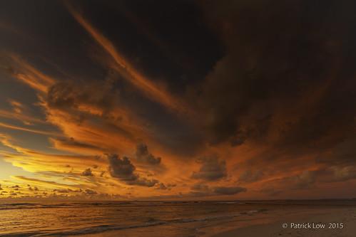 sunset australia westend westernaustralia geraldton canon5dmkii northernwanderer patricklow