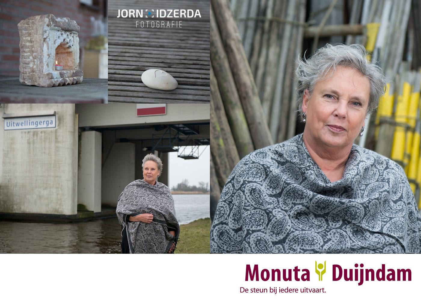 Portretten voor Monuta