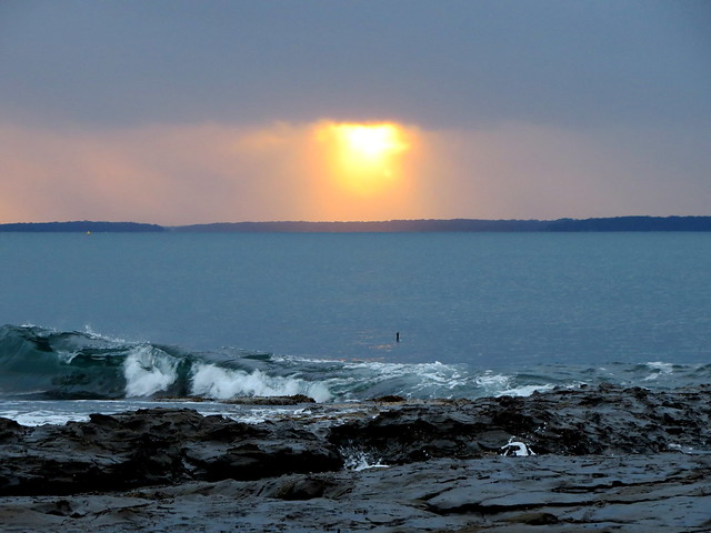Jervis Bay Sunrise - Huskisson