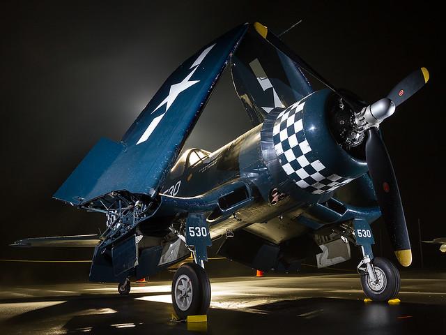 Vought FG-1G Corsair N9964Z
