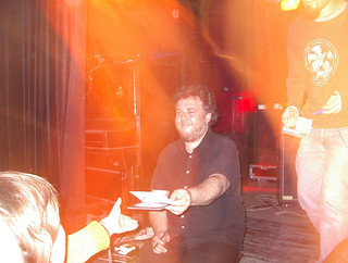 Violet Indiana @ Red club, St Petersburg, Russia, 2004.05.01