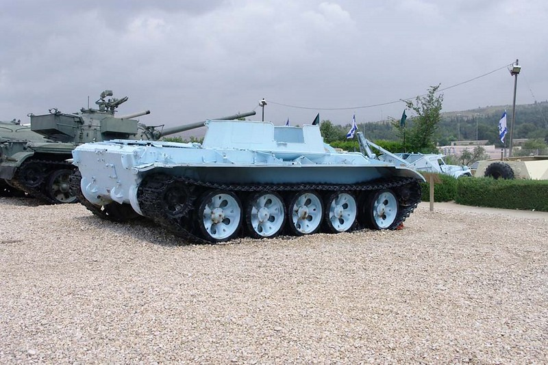 T-54 BTR Conversion 1