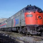 Amtrak E8 444