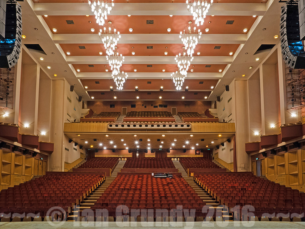 Image result for Fairfield Halls