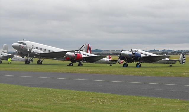 Flying Legends @ Duxford - July 2016