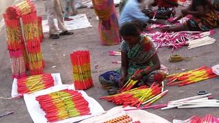 Dandiya sticks, Panchvati area | by wanderingjatin