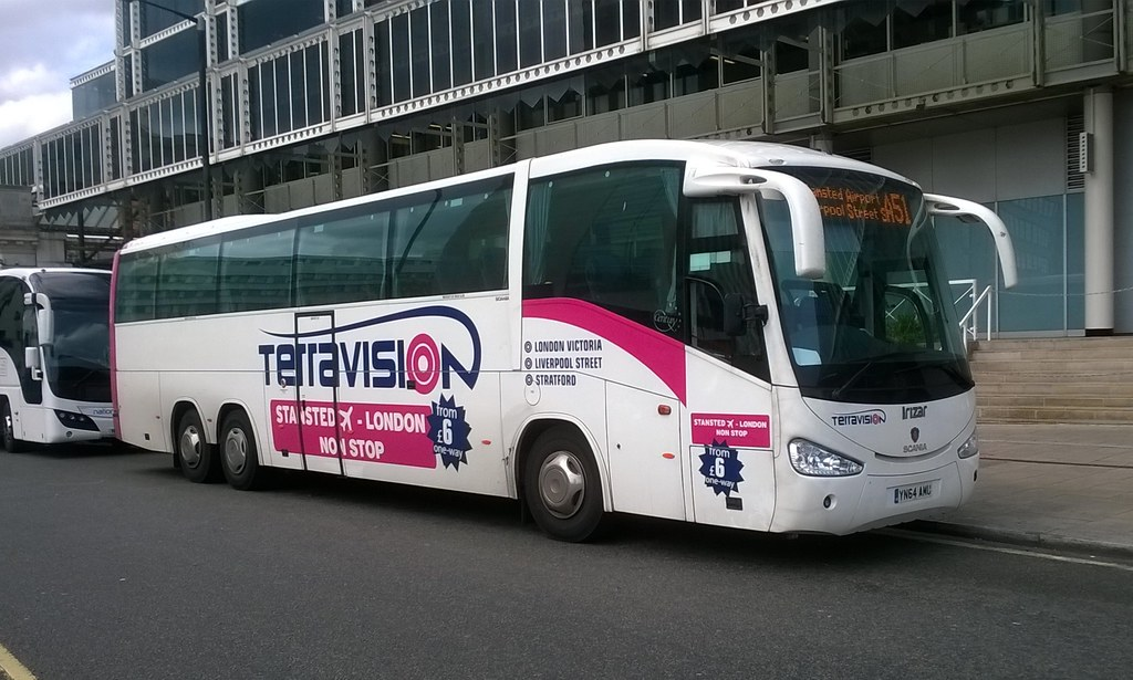 Terravision YN64AMU | Scania K360EB6 New 9/2014 to Terravisi… | Flickr