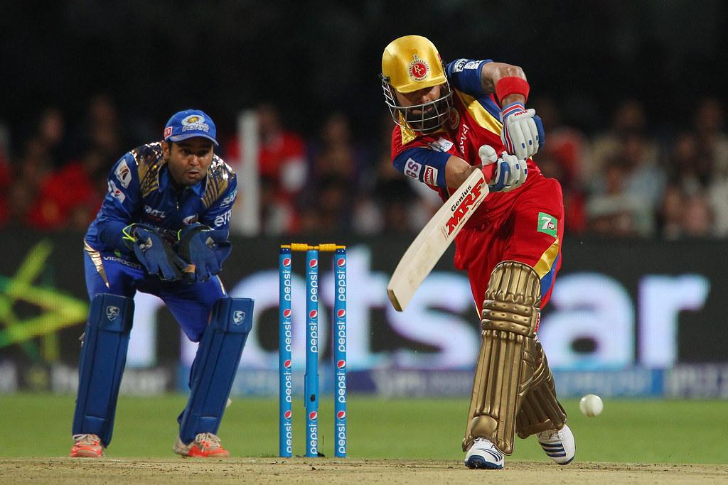 Pepsi IPL 2015 - M16 RCB v MI   Virat Kohli captain of the R…   Flickr