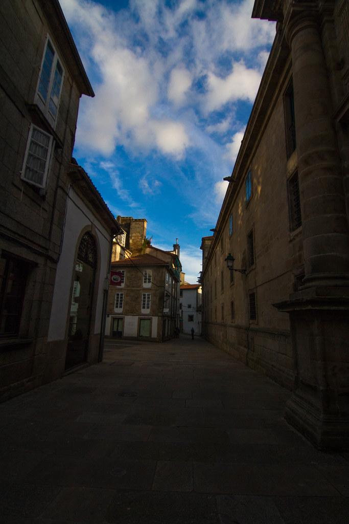 Santiago de Compostela - City Center