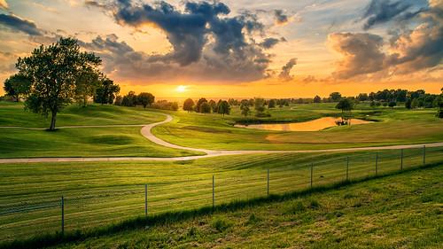 sunset zeiss landscape missouri golfcourse longview hdr ze leessummit longviewlake distagont2821 fredarbanas