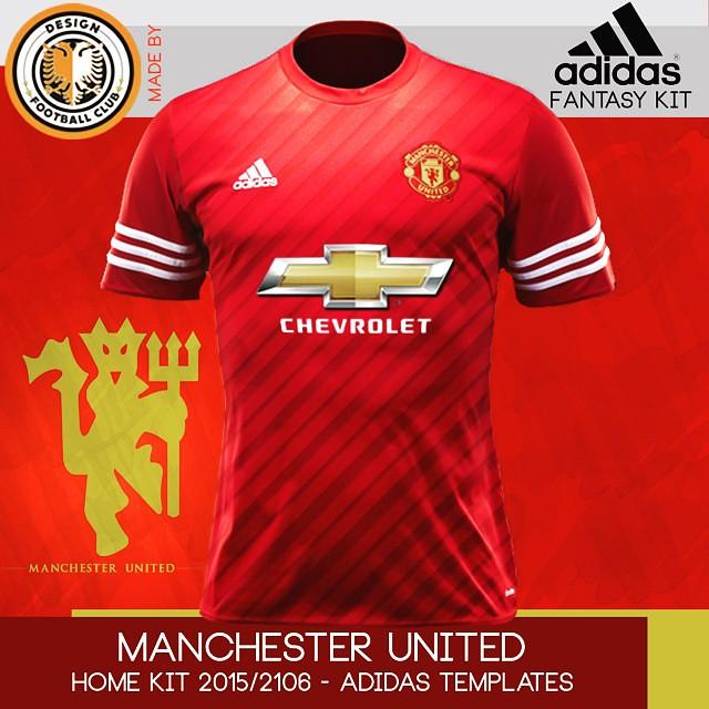 uniformes adidas 2016