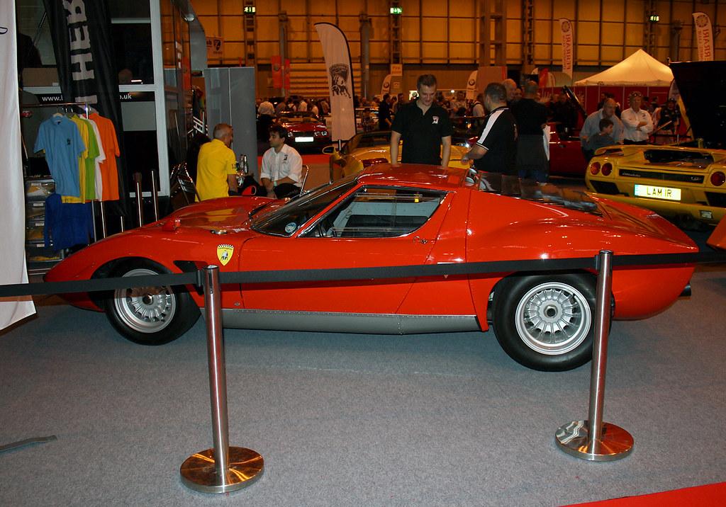 1967 Lamborghini Miura Jota 1 Ota 3900cc Classic Motor Flickr