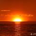 SUNSET OVER  ST. LAWRENCE RIVER      REFORD GARDENS     LES JARDINS DE METIS     COUCHER DE SOLEIL      GASPESIE     QUEBEC      CANADA