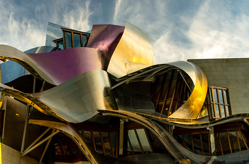 sunset architecture atardecer arquitectura dusk frankgehry pentaxk5iis