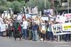 הפגנה נגד תנובה 2012 2