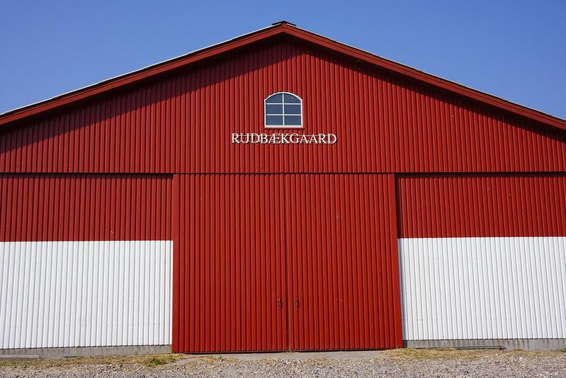 Rudbaekgaard-stald