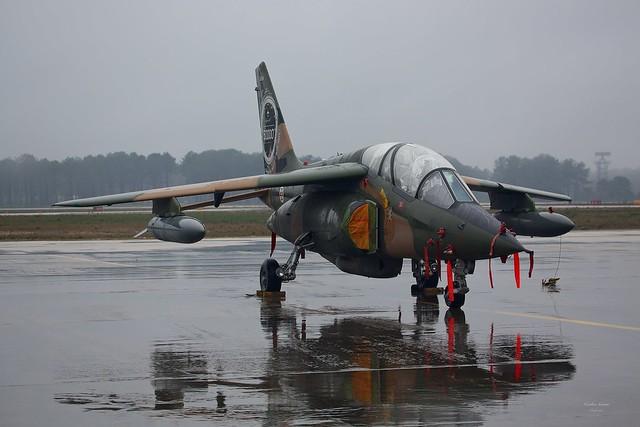 Alfa Jet (Esquadra 103 - 'Caracóis')