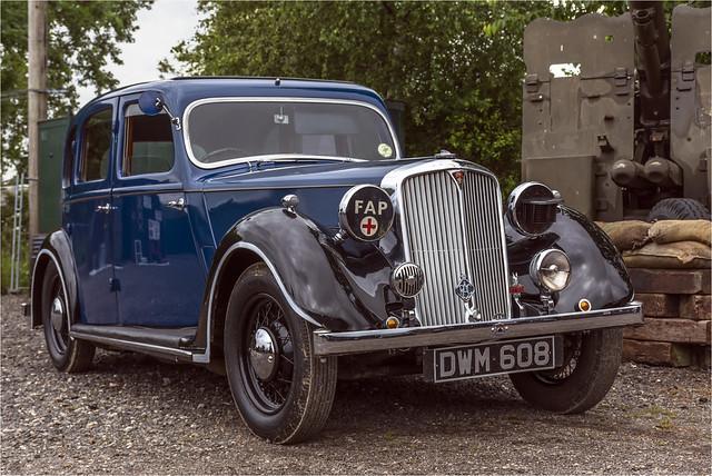 Rover 14 (1938)