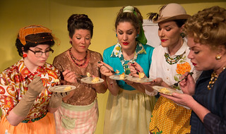 Five Lesbians   2014 10 2-9 | by drammyawards