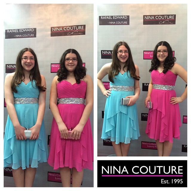 57eefe5b4c We said YES to our perfect grade 8 graduation dresses at Nina s Collection  Boutique.