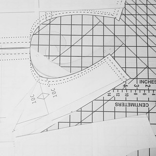 #wikstentova Pro-tip = don't forget to re-draw the armholes when making a #fba.