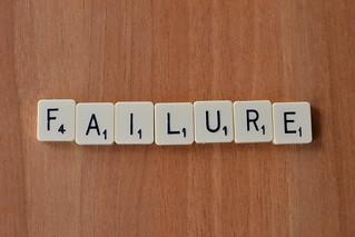 Failure Scrabble   by jeffdjevdet