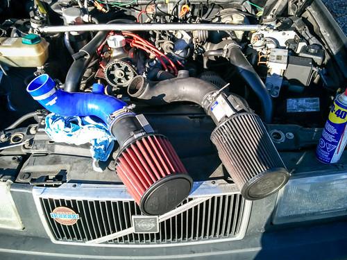 1995 945 Turbo - Darth Wagon   by kardboard604