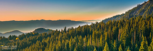 panorama lake mountains sunrise dawn utah wasatch brighton solitude salt alta midway canyons parkcity snowbird guardsman guardsmanpass