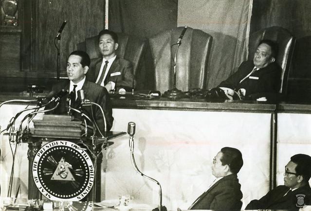 President Macapagal's 3rd SONA