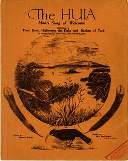 The Huia - Maori Song of Welcome