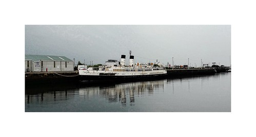 TS Queen Mary Mono | by Dave Trott