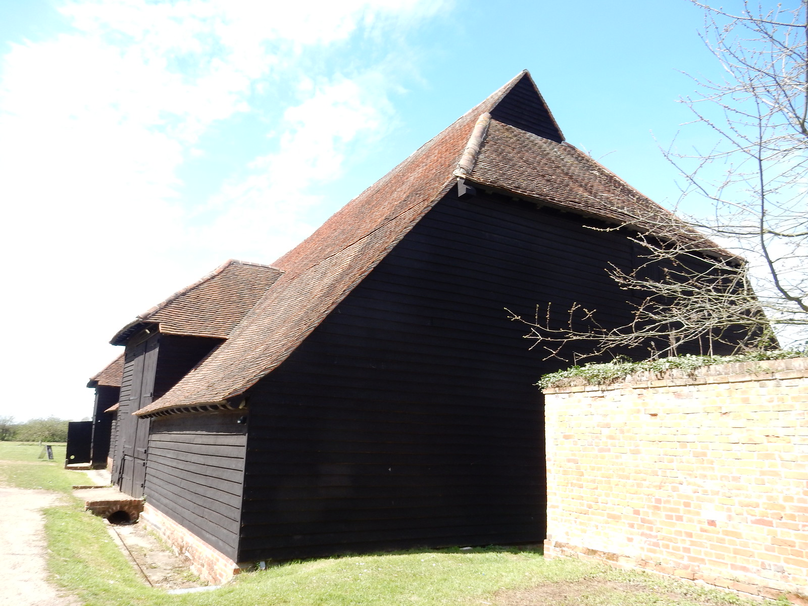Grange Barn Kelvedon Circular