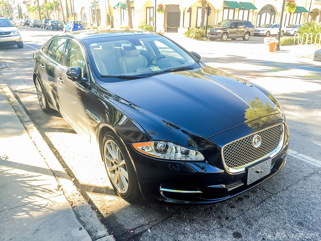 2010-2015 Jaguar XJ Premium Luxury SWB (X351) | -No me gusta… | Flickr