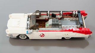 Lego Ghostbusters Ecto-1 Light Mod 12 | by M600