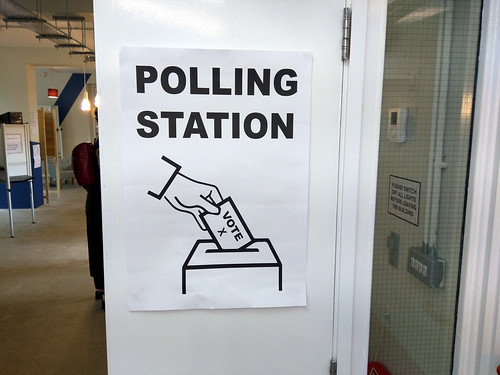 Polling station 6, | by gruntzooki