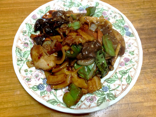 Twice Cooked Pork | by yewenyi