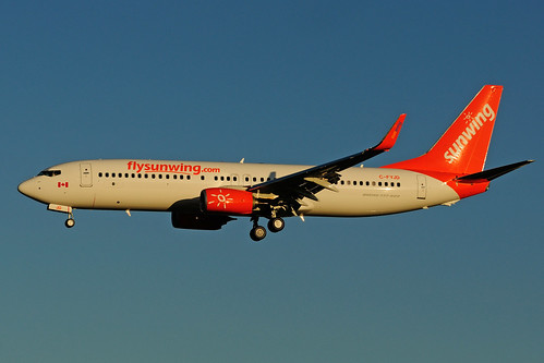 C-FYJD (Sunwing Airlines) | by Steelhead 2010
