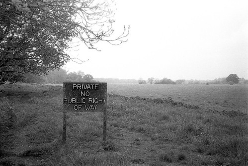 Private no public right of way | by tercrossman87